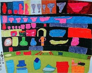 飾り棚 (1993)